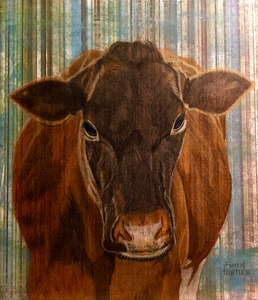Brown-Cow-Bessie