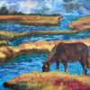 Horse-at-Marsh